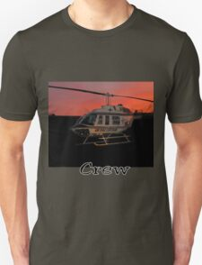 Air Evac Helicopter T-Shirt
