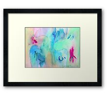 Puzzle - 19 Framed Print