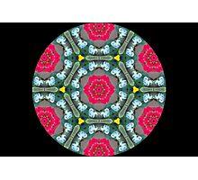 Mandala 13 Photographic Print