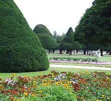 Hampton Court Gardens by dwireland