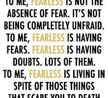 Fearless by devvstar