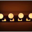 Bathroom light bulbs by Bollenbach