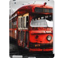 a streetcar named decay iPad Case/Skin