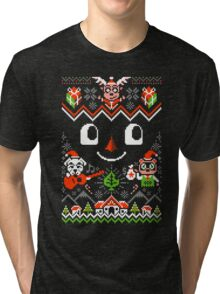 Animal Crossing Toy Day! Tri-blend T-Shirt