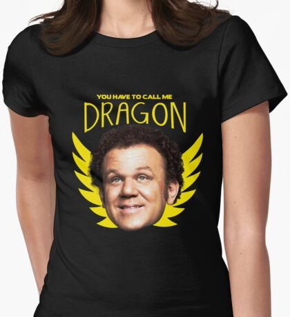 Step Brothers Dragon Womens Fitted T-Shirt