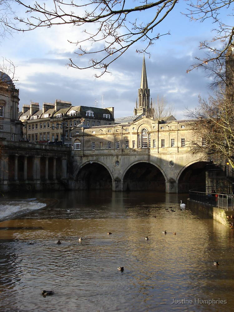 Beautiful Bath by Justine Humphries