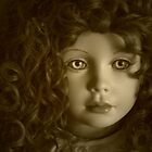 Shelby in Sepia by Martie Venter