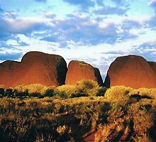 Kata Tjuta by IslandImages