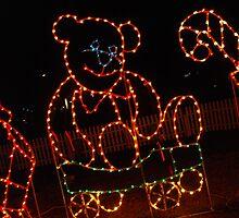 teddy bear by MorganAshley