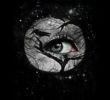 Lunar Eyeclipse  by Luciferismydad