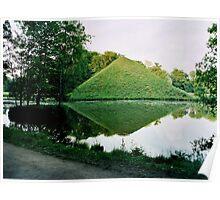 Water Pyramid Poster