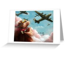 Dream for the Sky Greeting Card