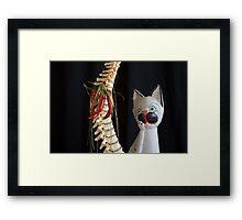 Pepperosis I Believe Framed Print