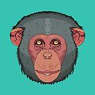 Monkey by Absurd  Digital Imagery