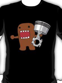 Domo with Piston T-Shirt