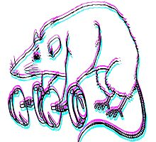 GYM RAT by gaarte