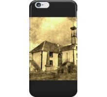 Dalserf Kirk , an aged look  iPhone Case/Skin