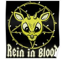 Rein In Blood Poster