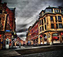 Diestsestraat, Leuven by Jay Mody