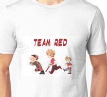 Team Red- Little Heros 1 Unisex T-Shirt