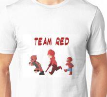 Red Team- Little Heros 2 Unisex T-Shirt