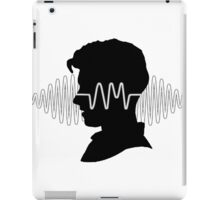 Alex Turner AM iPad Case/Skin