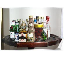 Mini Bottles Poster