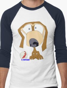 Fetch Men's Baseball ¾ T-Shirt