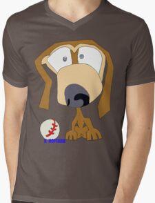 Fetch Mens V-Neck T-Shirt