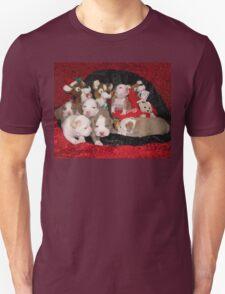 Waiting For Santa T-Shirt