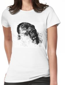 Serie 3/4. Nº 22 Chinese  Womens Fitted T-Shirt