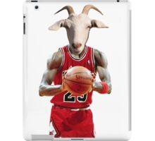 The GOAT, Michael Jordan iPad Case/Skin