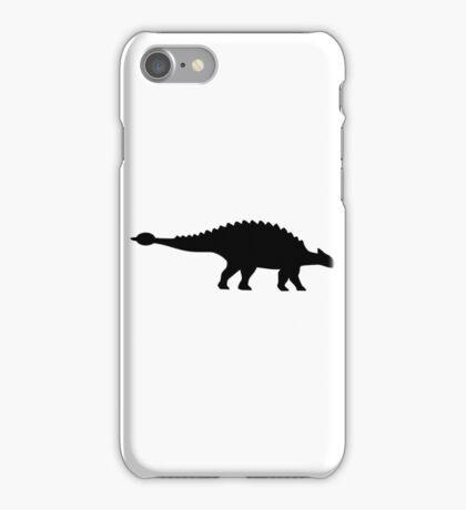 Dinosaur ankylosaurus iPhone Case/Skin