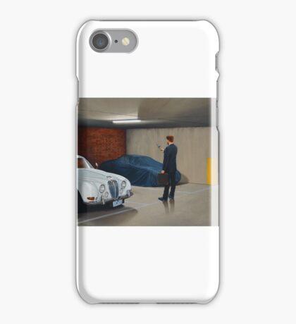 Harbinger III, Oil on Linen, 2012. iPhone Case/Skin