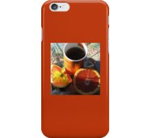 The First Cup iPhone Case/Skin