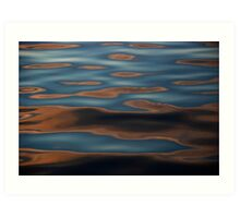 Water Colour 1 Art Print