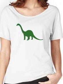 Dinosaur Longneck Women's Relaxed Fit T-Shirt