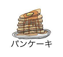 Pancake Shirt Photographic Print