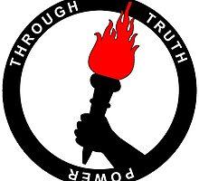 Through Truth - Power - Ver 2 by dmitz