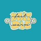 Knit Fast - Die Warm by Absurd  Digital Imagery