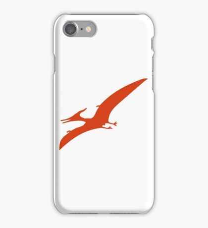 Dinosaur Pterosaurier iPhone Case/Skin
