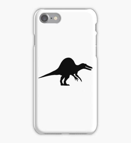 Dinosaur spinosaurus iPhone Case/Skin