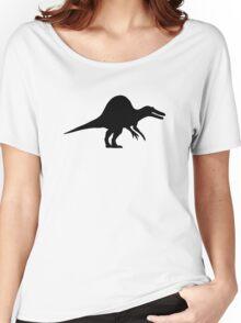 Dinosaur spinosaurus Women's Relaxed Fit T-Shirt