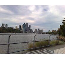 Kangaroo Point - view of city Photographic Print