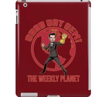 Grab Dat Gem! (logo) iPad Case/Skin