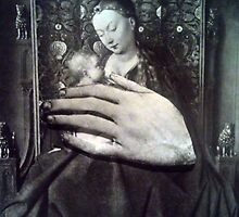 A hand for madonna by warrener