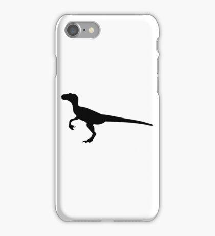 Dinosaur velociraptor iPhone Case/Skin