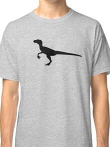 Dinosaur velociraptor Classic T-Shirt