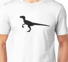Dinosaur velociraptor Unisex T-Shirt