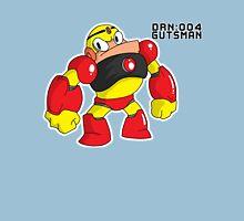 Megaman Robot Master - Gutsman Unisex T-Shirt